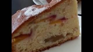 Şeftalili Kek Nasıl Yapılır? | KOLAY YEMEK TARİFİ