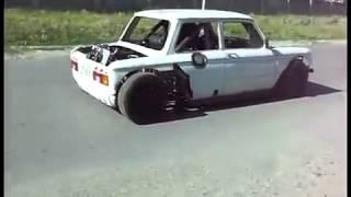 Запорожец с литровым двигателем от Yamaha R1