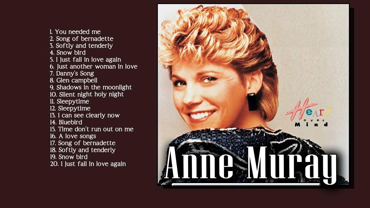 Best Love Songs 2018: Anne Murray Best Country Love Songs Album 2018