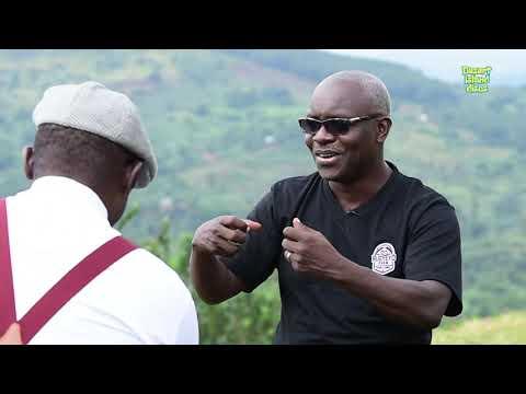 Robert Kabushenga on Desert Island Discs with Simon KASYATE