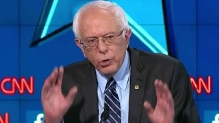 Sanders: We have to think through war on drugs
