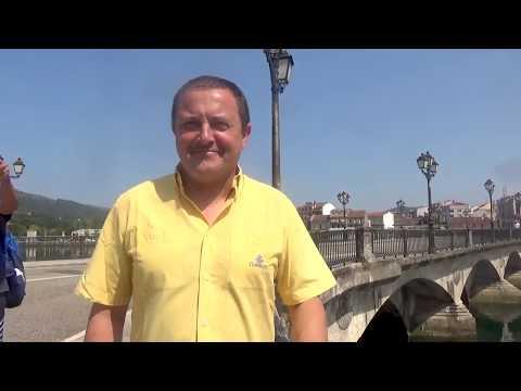 Suso Bieito promociona Pontevedra y el Camino Portugués en un vídeo de Correos