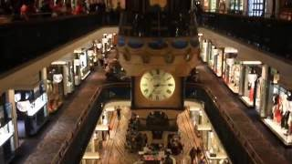 [hd]queen Victoria Building (qvb) 維多利亞購物中心