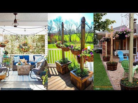 25 Best Small Patio Ideas Small Patio Furniture Design Youtube