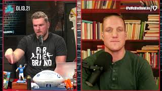 The Pat McAfee Show | Wednesday January  13th, 2021