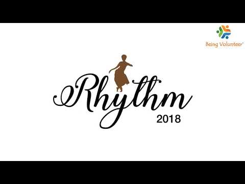 Being Volunteer USA | Rhytham 2018 | Annual Fundraiser Event