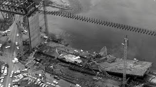 Anniversary of the West Gate Bridge collapse