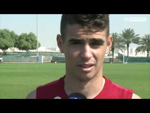 Oscar talks about his move to Shanghai SIPG from Chelsea