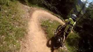 Blueline Downhill Saalbach
