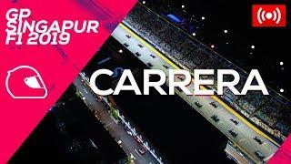 GP de Singapur F1 2019 - Directo carrera