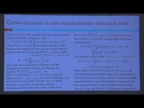 Leggett Lecture 9: Majorana fermions