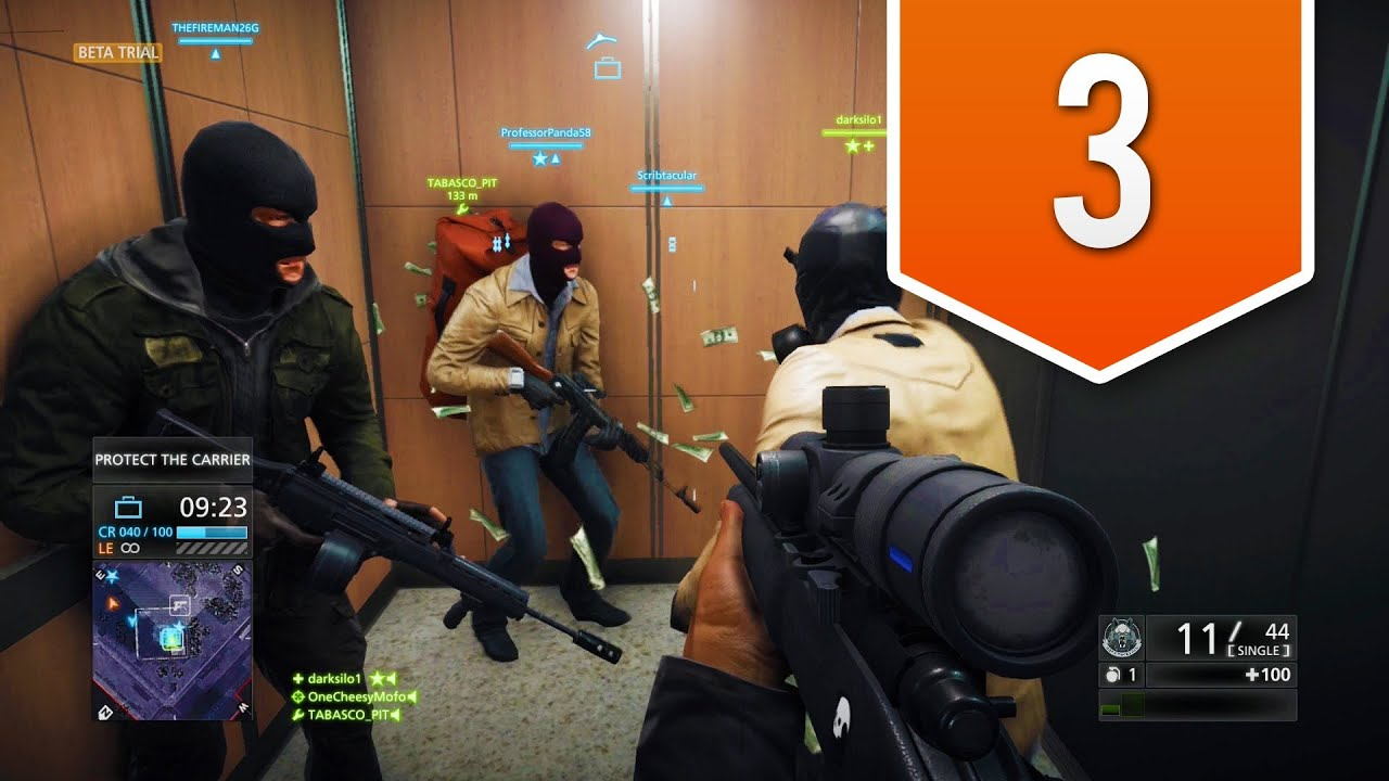 CRIMINAL ACTIVITY DLC IS FREE! – Battlefield Hardline ...