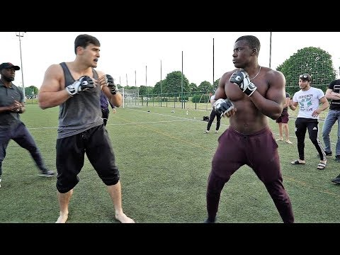 Youtube Fight Club - Combat #1 : Ibratv vs Ismael