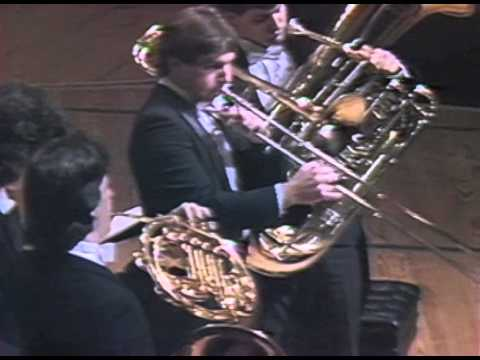 Empire Brass; West Side Story Suite