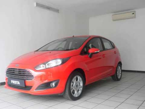 2015 ford fiesta 1 4 trend 5dr auto for sale on auto. Black Bedroom Furniture Sets. Home Design Ideas