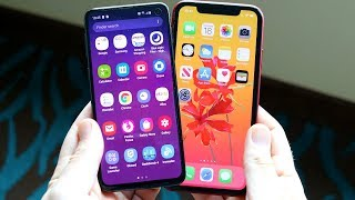 Galaxy S10e vs iPhone XR Full Comparison!
