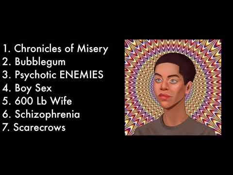 CHRONICLES OF MISERY. full album