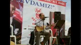 onur çakmak suşehri vadi festivali konser öf öf 2012