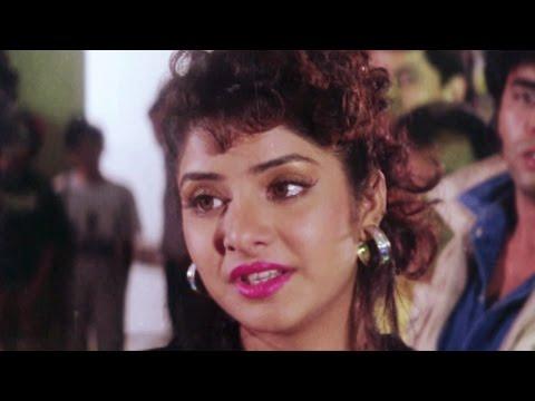 Sunil Shetty, Divya Bharti, Balwaan - Scene 3/24