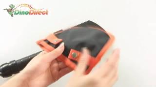 Portable Compact Outdoor Multi-tool Folding Shovel - dinodirect