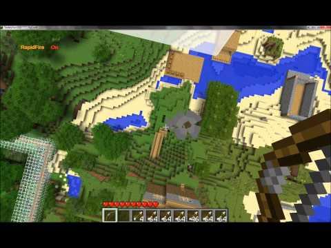 Minecraft Bow Rapidfire Hack + Downloadlink