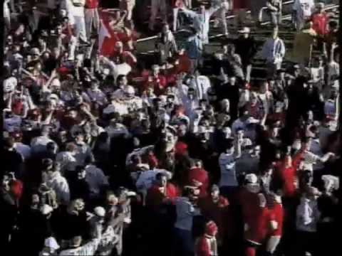 """The Catch"" -  2001 Monon Bell Game"