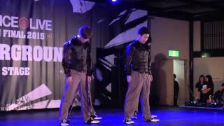 SHUFFLE!! / DANCE@LIVE 2015 FINAL