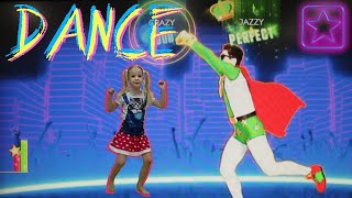 Танцуем вместе с Just dance 2014 Fedez - Alfonso signorini