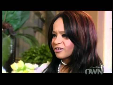 Bobbi Kristina opens up about Whitney Houston on Oprah's Next Chapter
