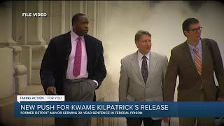 Religious Leaders Rally Behind Kwame Kilpatrick In Push For Presidential Pardon