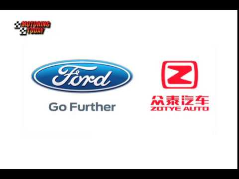 Ford Ties Up with Chinese Automaker for All Electric Vehicles   Industry News