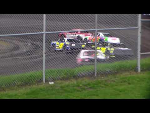 Stock Car Heat 3 @ Boone Speedway 05/05/18