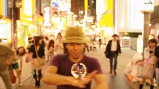 おこたんぺ okotanpe Tokyo Juggling Night | Canon Kiss X3 / 500D / RebelT1i eos movie