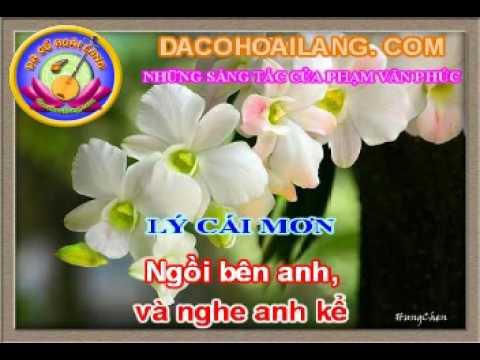 www.conhacquehuong.com- Karaoke vọng cổ: NHÁNH LAN RỪNG