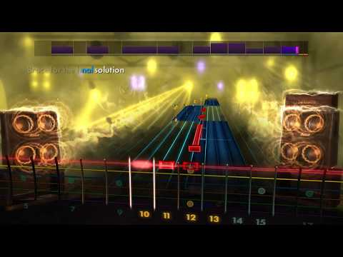 MUSE  Thought Contagion Rocksmith 2014 Remastered