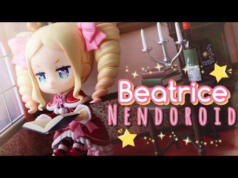 ♡ Beatrice Nendoroid Review ♡ [ Re;Zero ]
