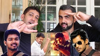 Paayum Puli Trailer Reaction |  Vishal, Kajal Aggarwal | D Imman | Suseenthiran