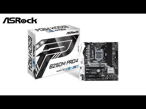 Asrock B250M Pro4 USB 3.1 DDR4 Motherboard overview   Star Tech