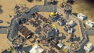 Stronghold Crusader 2 - Vorschau-Video aus der Pre-Alpha-Version