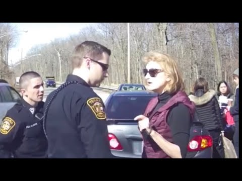 Video shows Port Authority commissioner cursing at cops; 'You may shut the F--- up!'