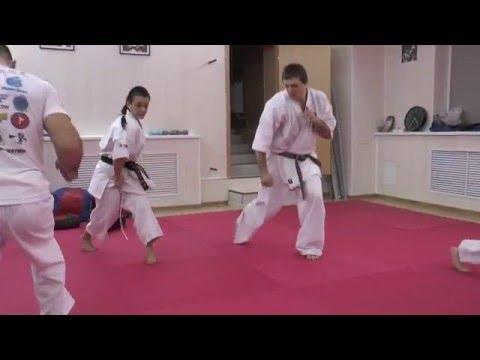 Fighting Techniques Dilshoda