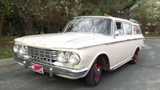 1962 amc rambler wagon