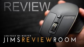 Logitech MX Master - REVIEW & Compared to Performance MX
