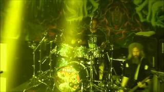 Mastodon - High Road LIVE multi-cam video @ Doornroosje, Nijmegen, Netherlands, June 17, 2015