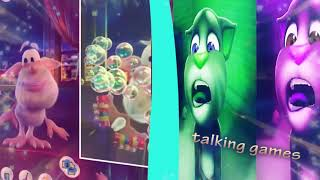 Talking TOM and Booba Baby Learn Colors SUPER VIDEO для детей games 2018fd