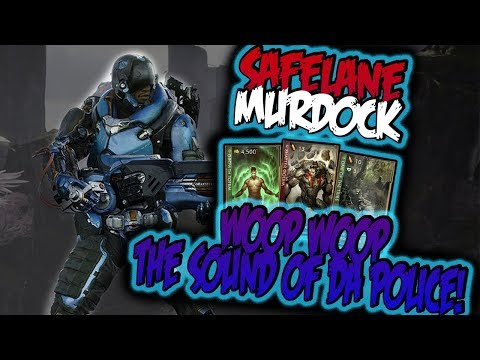 Paragon | Murdock Deck Build And Guide - I Love The Cop Lights! | Paragon Gameplay
