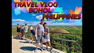 Bohol Philippines Travel Vlog : A Private Tour