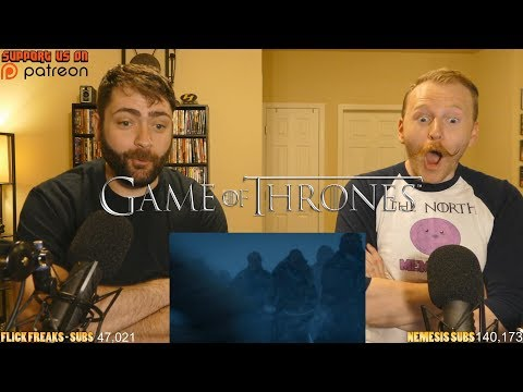 "Game Of Thrones - S07E06 ""Beyond The Wall"" (Reaction & Review)"