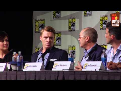 The Blacklist  Comic Con Panel 2013 NBC James Spader