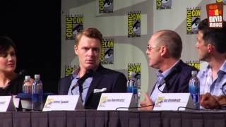 The Blacklist | Comic Con Panel (2013) NBC James Spader
